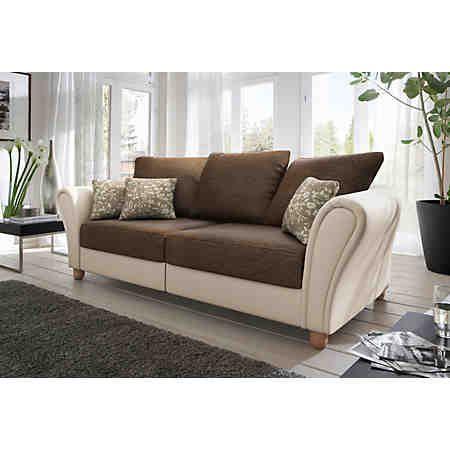 Home affaire Big-Sofa »BigBy« Big sofas, Living room ideas and