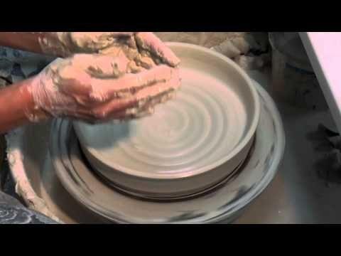 Pottery Making How to Make Plates and Platters & Pottery Making: How to Make Plates and Platters | video | Pinterest ...