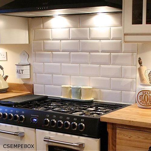 EGE METRO CSEMPE 10x20 cm fényes fehér fali csempe - CSEMPEBOX ...