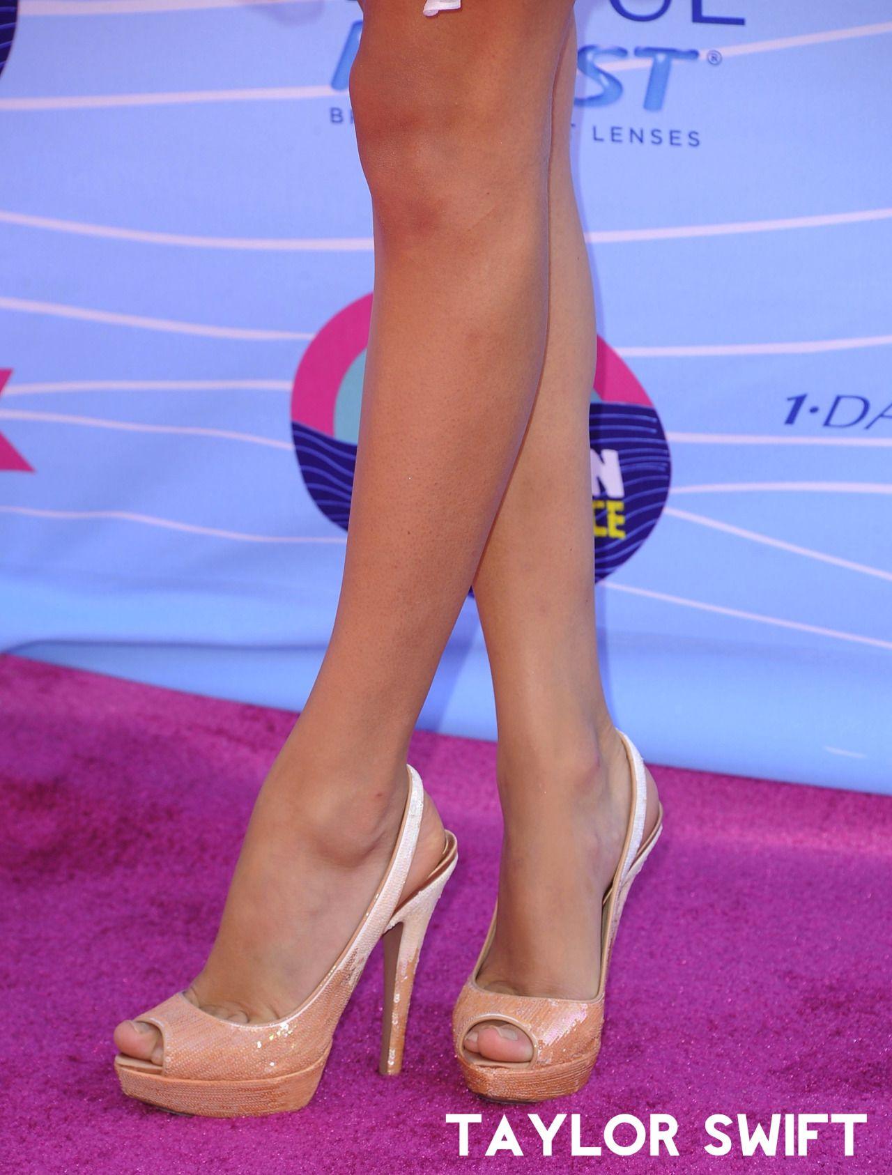 Sexiest feet in heels