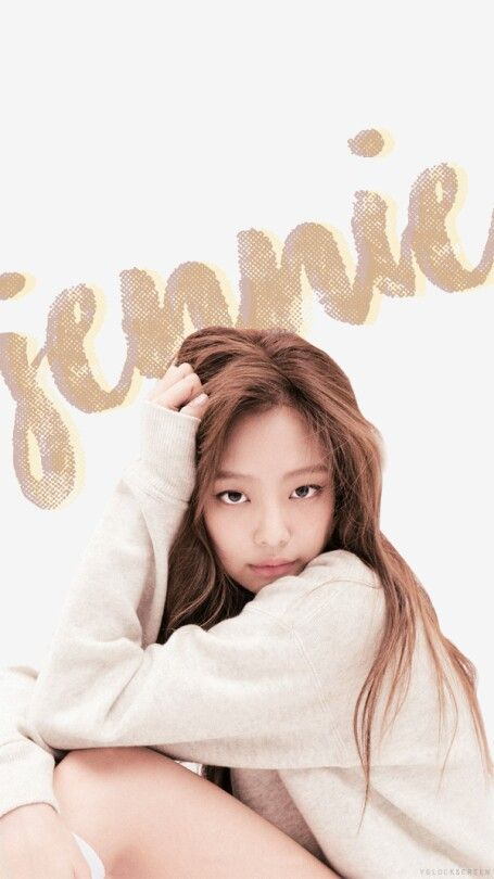 jennie wallpaper