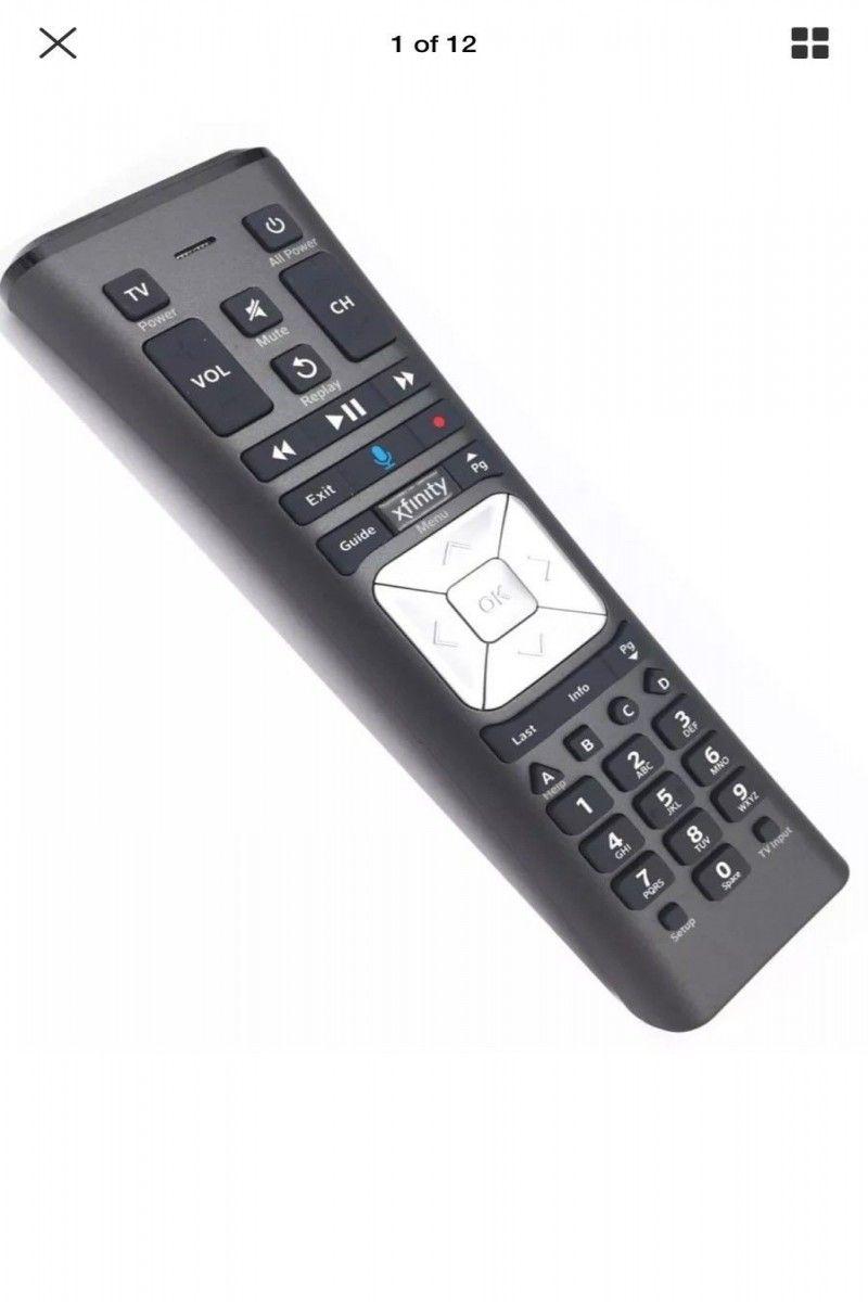 5 43 | Xfinity XR11 NEW VOICE Remote Backlight X1 w