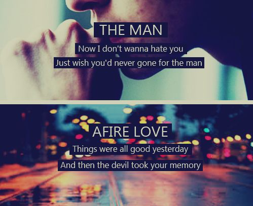 Ed Sheeran The Man and Afire Love Lyrics | songs,songs and ...