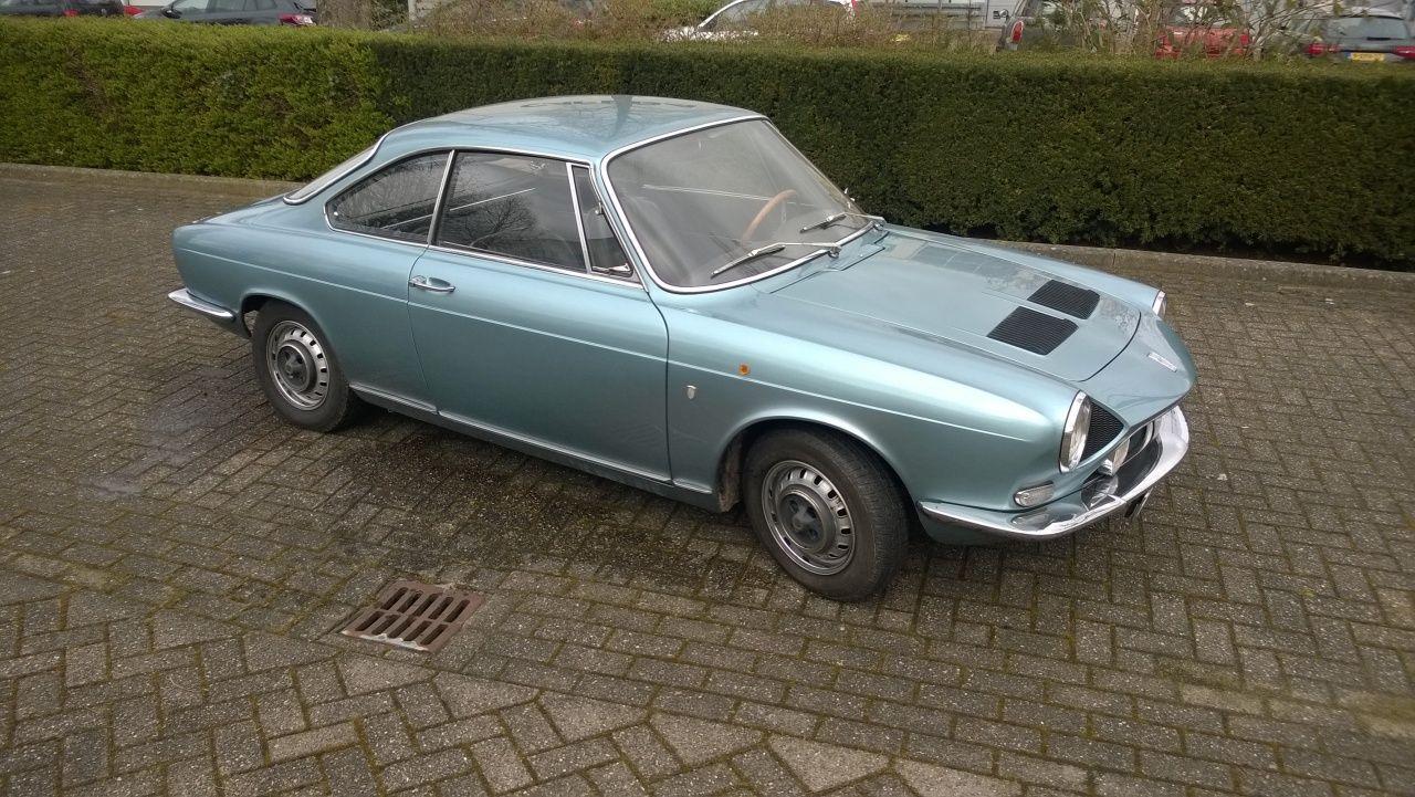 1967 simca 1200 coupe bertone classic driver market matra simca pinterest cars - Simca 1000 coupe bertone occasion ...