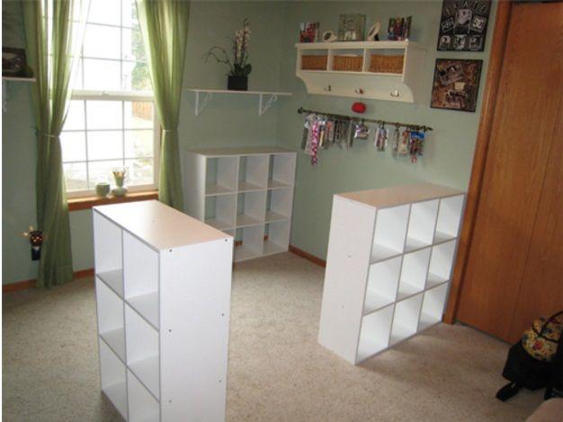 How To Build Custom Craft Desk Diy Crafts Desk Craft Desk Ikea