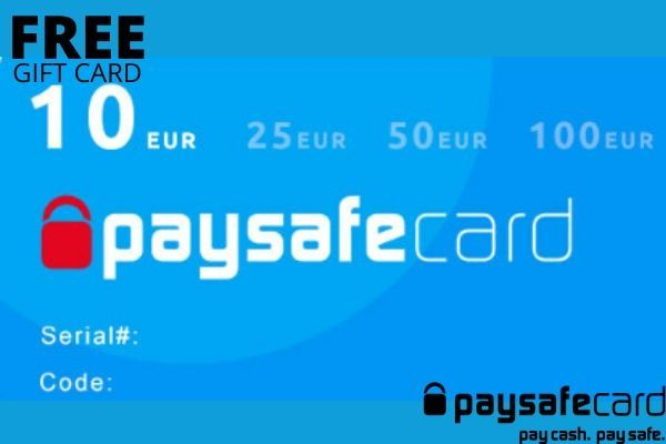 Photo of Free on PaySafe free Giftcards saved from get gift cards cash
