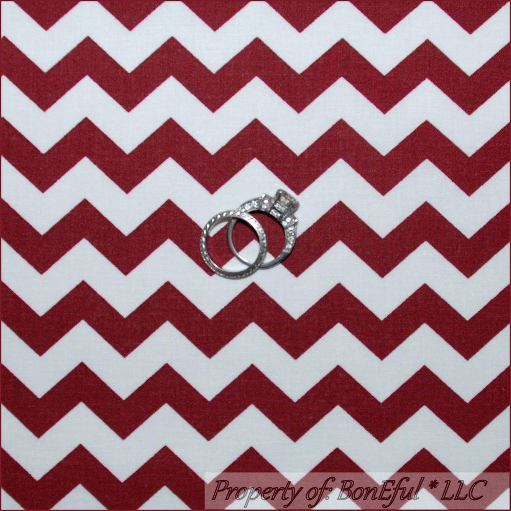 BonEful Fabric FQ Cotton Burgundy Maroon White Mississippi State ...