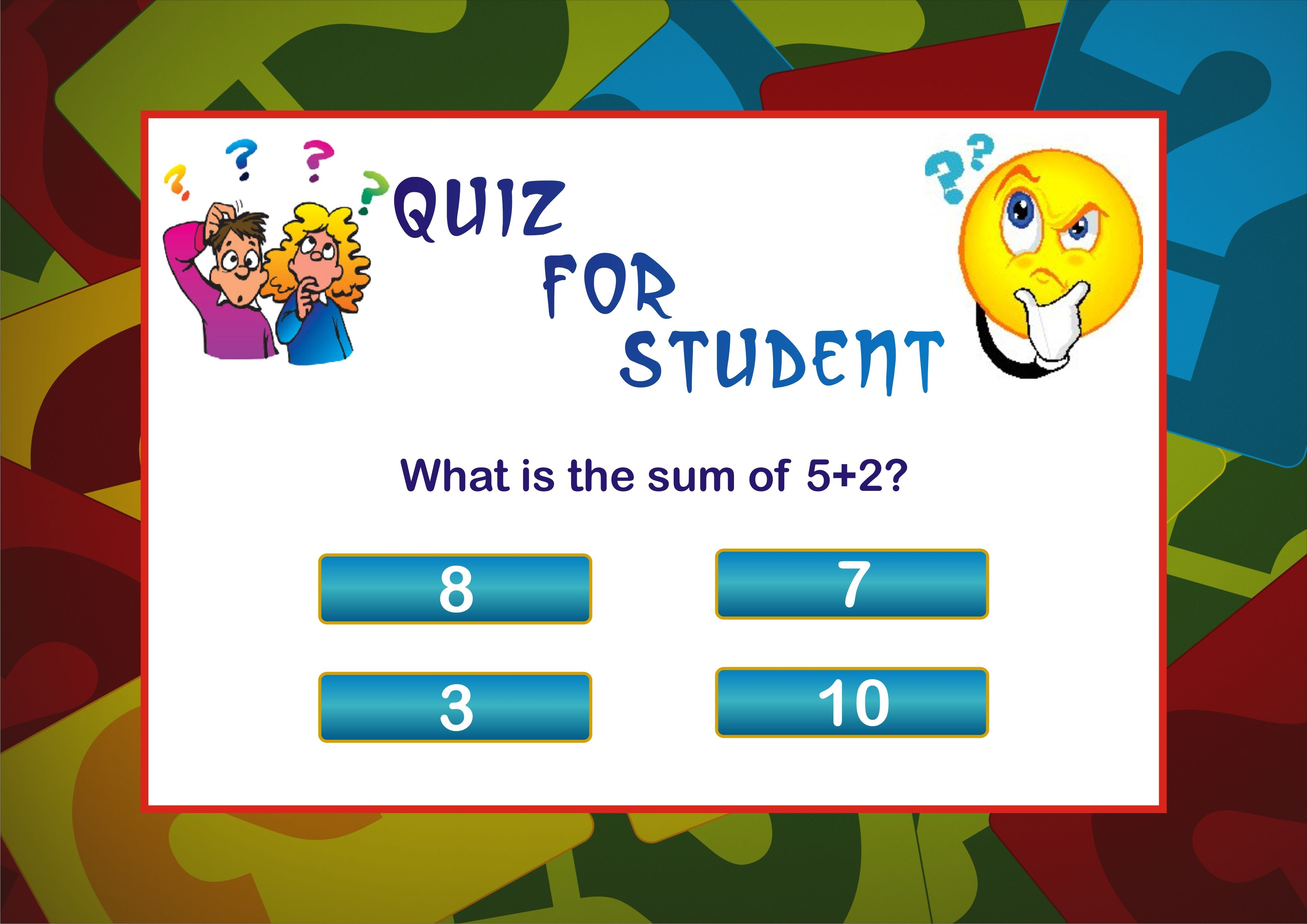 Kid's General #Knowledge Quiz | Quiz & puzzles for kids | English