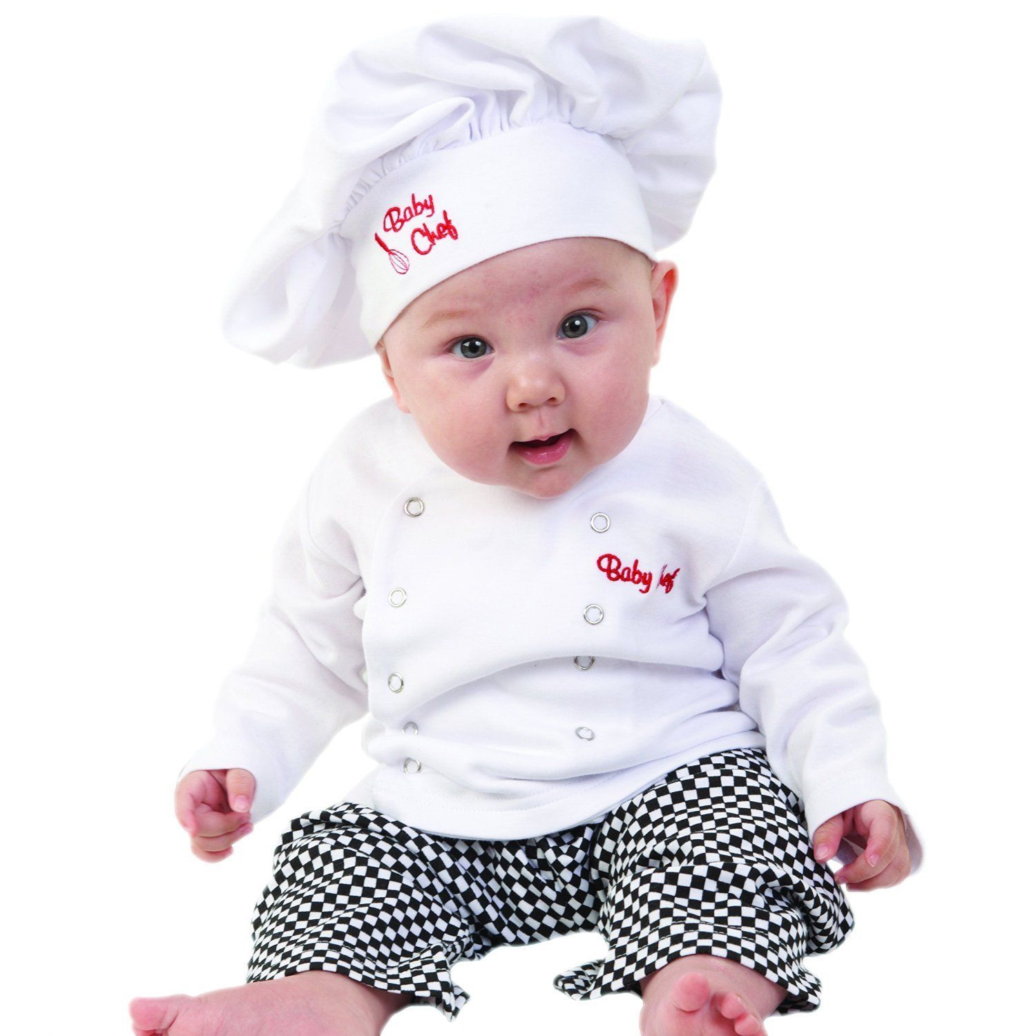 Amazon Baby Toddler Fancy Dress Chef Cook Outfit Halloween