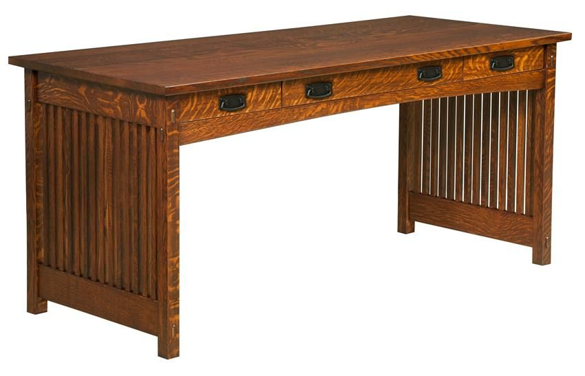 Amish Signature Mission Work Desk Mission Style Furniture Offers A Simple,  Durable And Beautiful Form