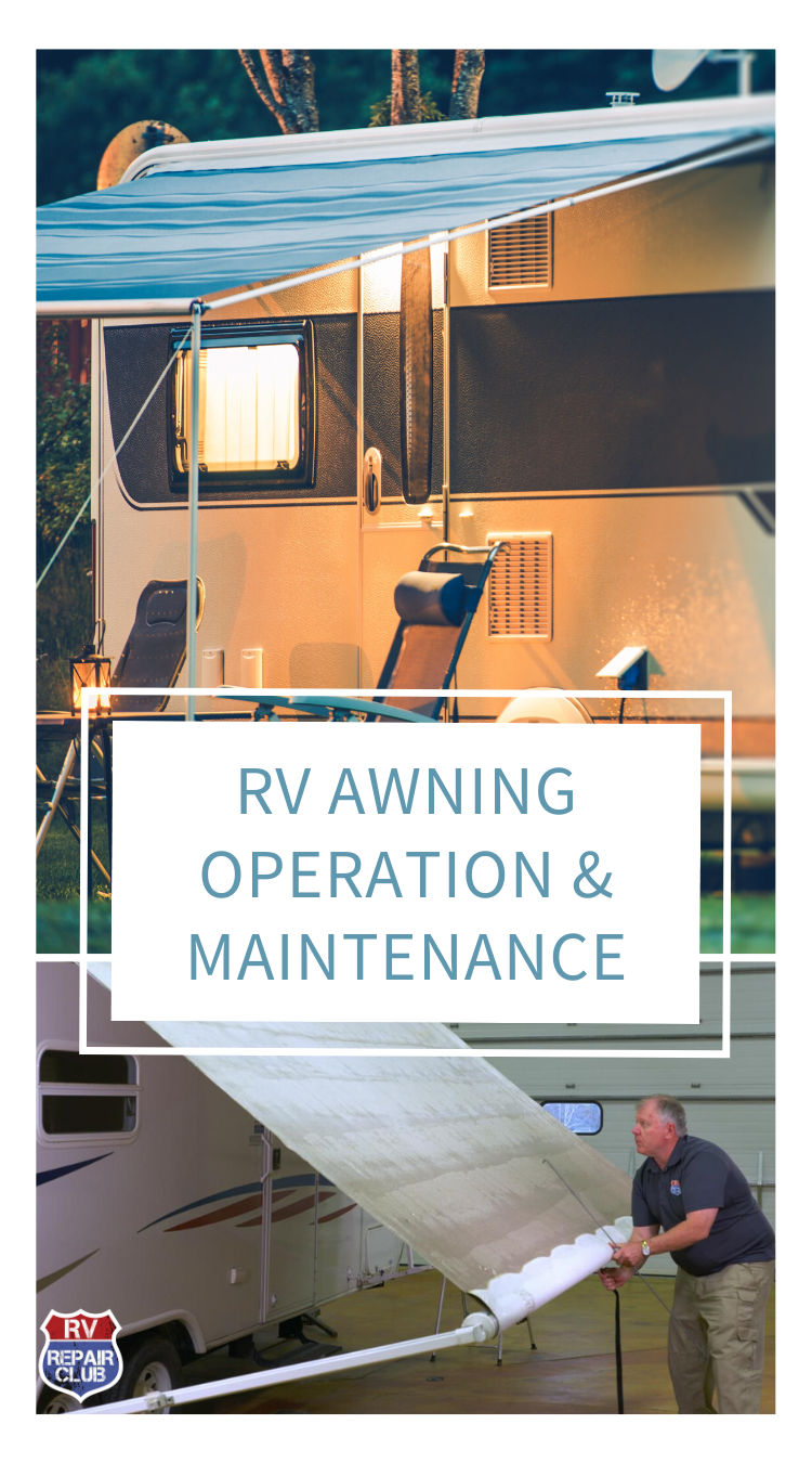 RV Awning Operation and Maintenance: Carefree of Colorado ...