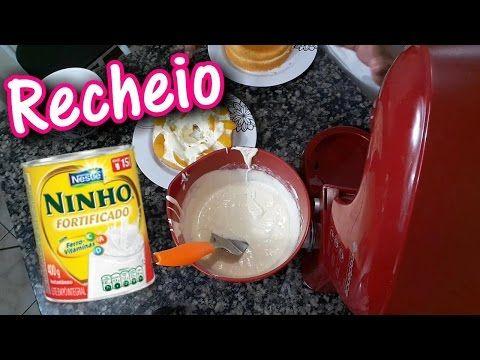 Glacê de Leite Ninho - Muito Fácil - YouTube