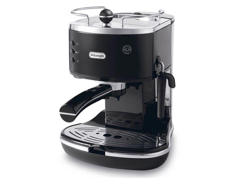 DeLonghi Icona Pump Espresso Machine - Black   Created by Ads Bulk ...