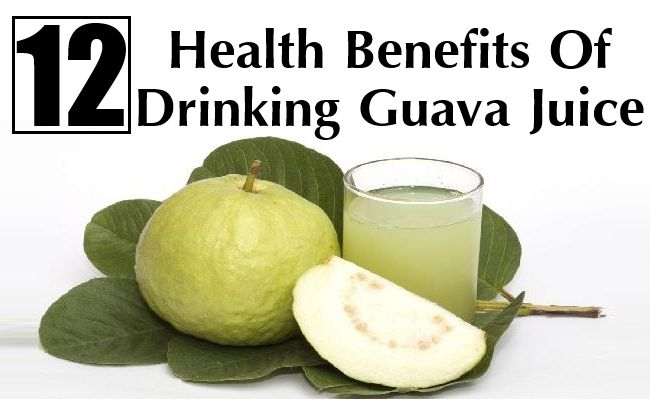 Style Presso - http://www.stylepresso.com/12-health-benefits-of-drinking-guava-juice/