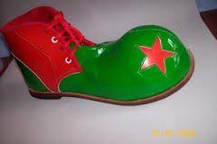 Resultado De Imagen Para Dibujo De Zapato De Payaso Con Imagenes