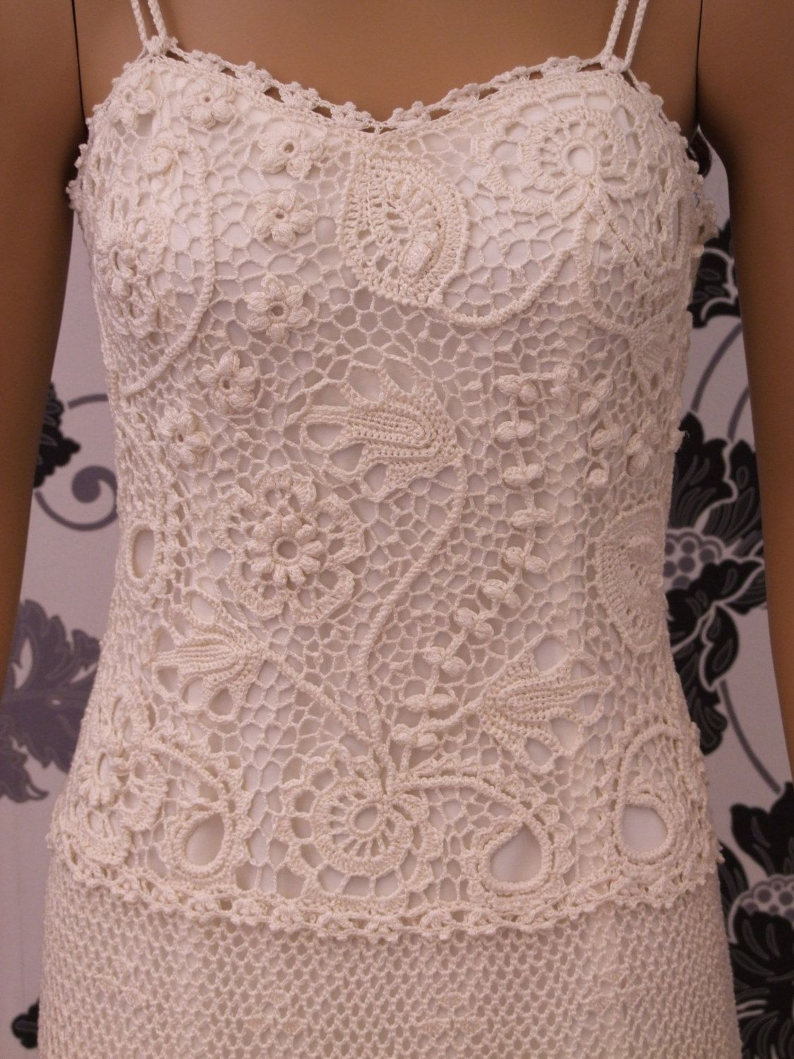 Pin de Olena Turchak en IRISH CROCHET LACE | Pinterest | Encaje ...