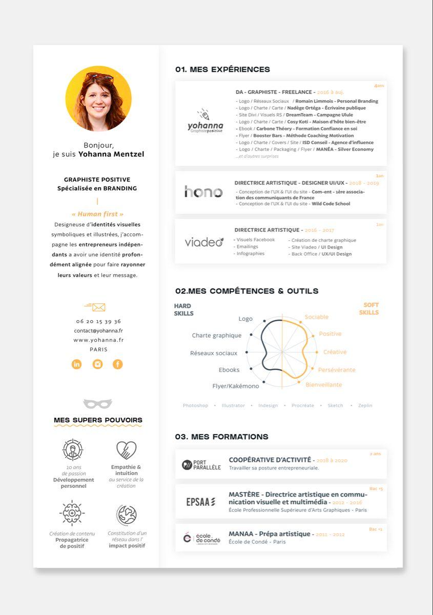 Epingle Par Henri Paul Josias Kouadio Sur Work Work Work Developpeur Web Exemple Cv Branding