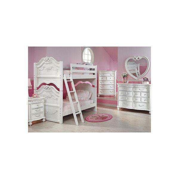 Disney Princess Bunk Bedroom Rooms To Go Kids Kids Bedroom