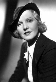 Jean Arthur: Born Gladys Georgianna Greene on Oct 17, 1900  in Plattsburgh, NY