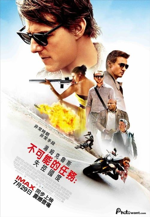 Mission Impossible 5 Streaming