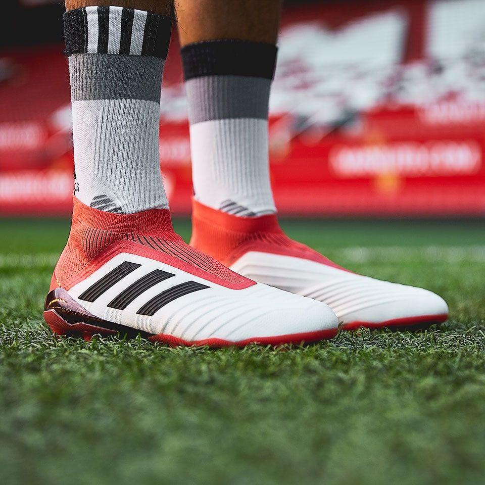info for 0198a 8eac2 Billige Adidas Classic Fodboldstøvler Tilbud, Udsalg Adidas Predator 18+ FG  Online