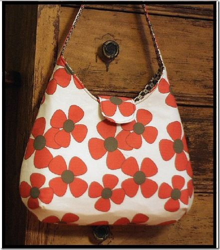 Free Diaper Bag Pattern - Go to Town/Office | Sewing patterns ...