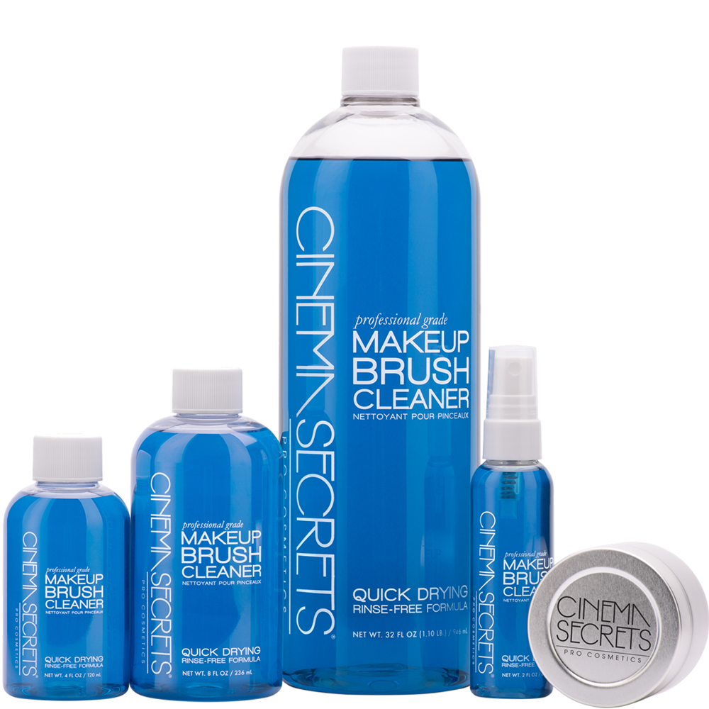 Cinema Secrets has the most requested makeup brush cleaner