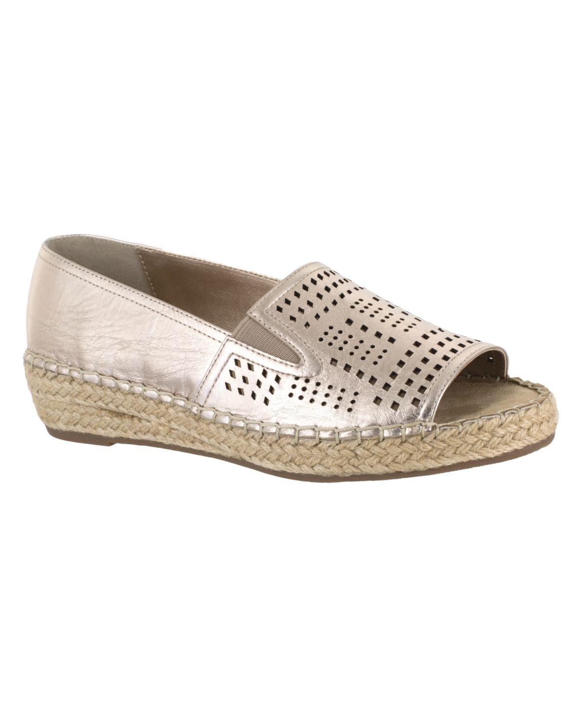 Bella vita cora peeptoe espadrille sandals reviews