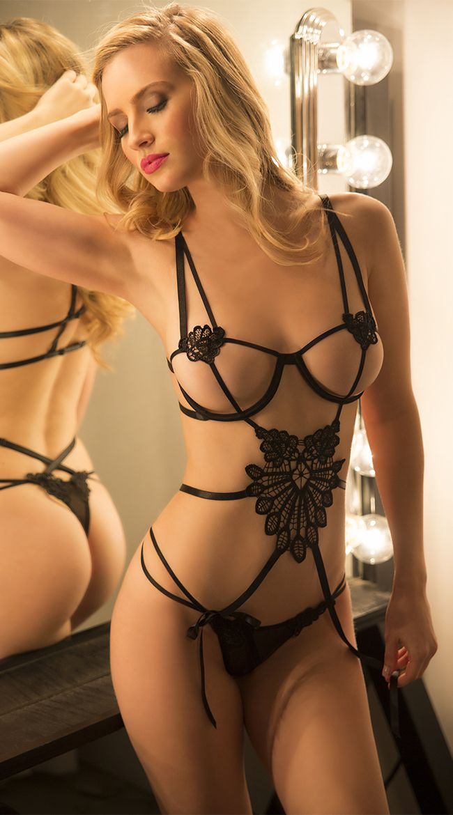 Pin By Nancy Garcia On Ropa Interior Sexi | Pinterest | Lingerie, Black  Lingerie And Underwear