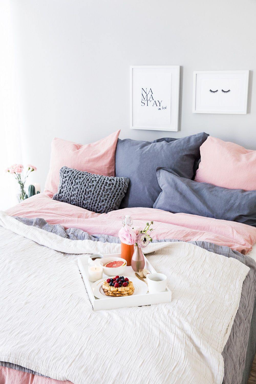 pastel dreams! die weichen herbst pastelle lassen das schlafzimmer, Schlafzimmer entwurf
