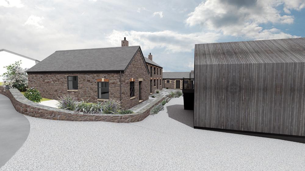 Barn conversion Planning   Architecture   Landscape ...
