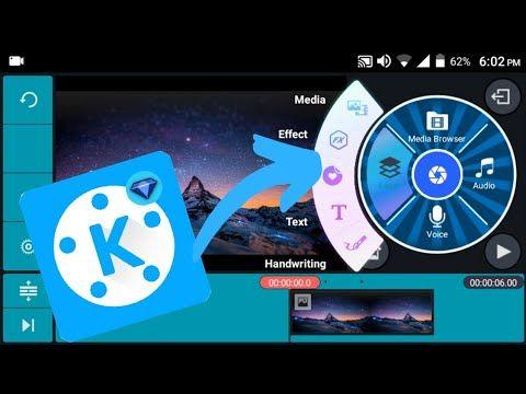 kinemaster diamond mod apk App without Watermark Hi