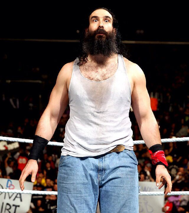 Luke Harper Pro Wrestling Wrestling Wwe Superstars