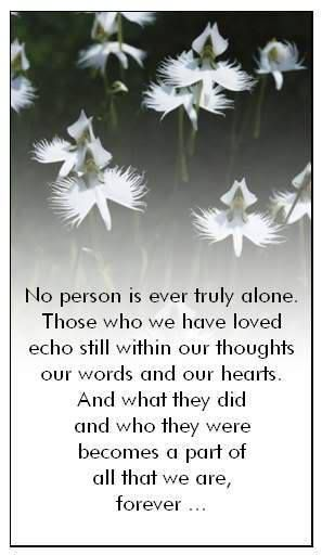 Encouraging #Quotes, #Grief, #Bereavement Walker Funeral Home - funeral words for cards