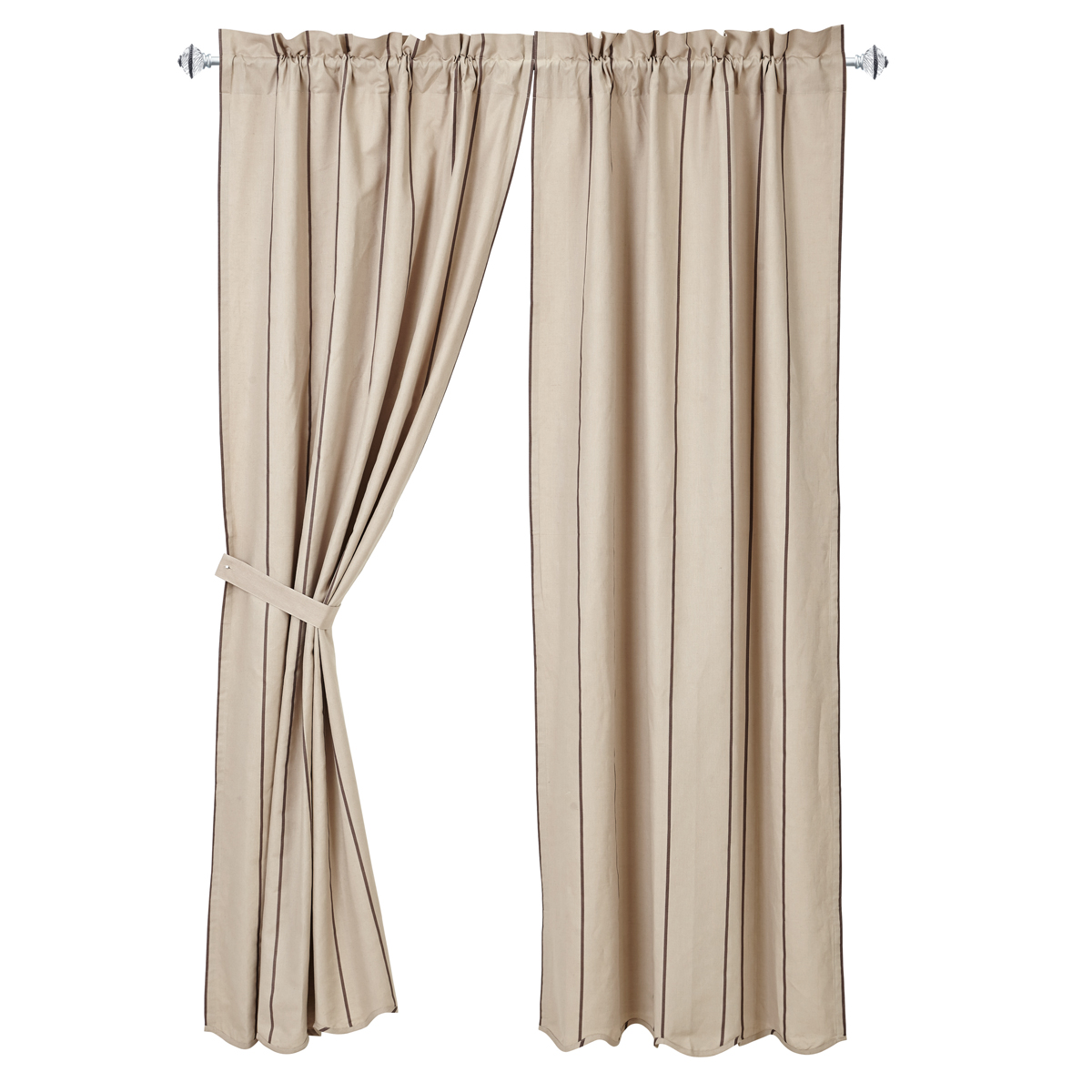 room slate linen curtain curtains drape grommet in darkening p elrene drapes panel window blackout gray