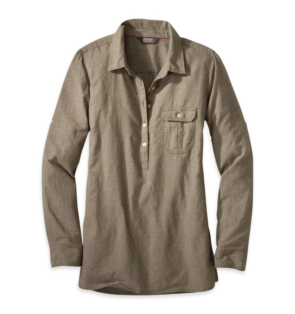Women's Coralie L/S Shirt™ | Outdoor Research | Designed By Adventure | Outdoor Clothing & Gear