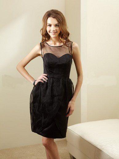 1000  images about Short Bridesmaid Dresses on Pinterest - Modest ...