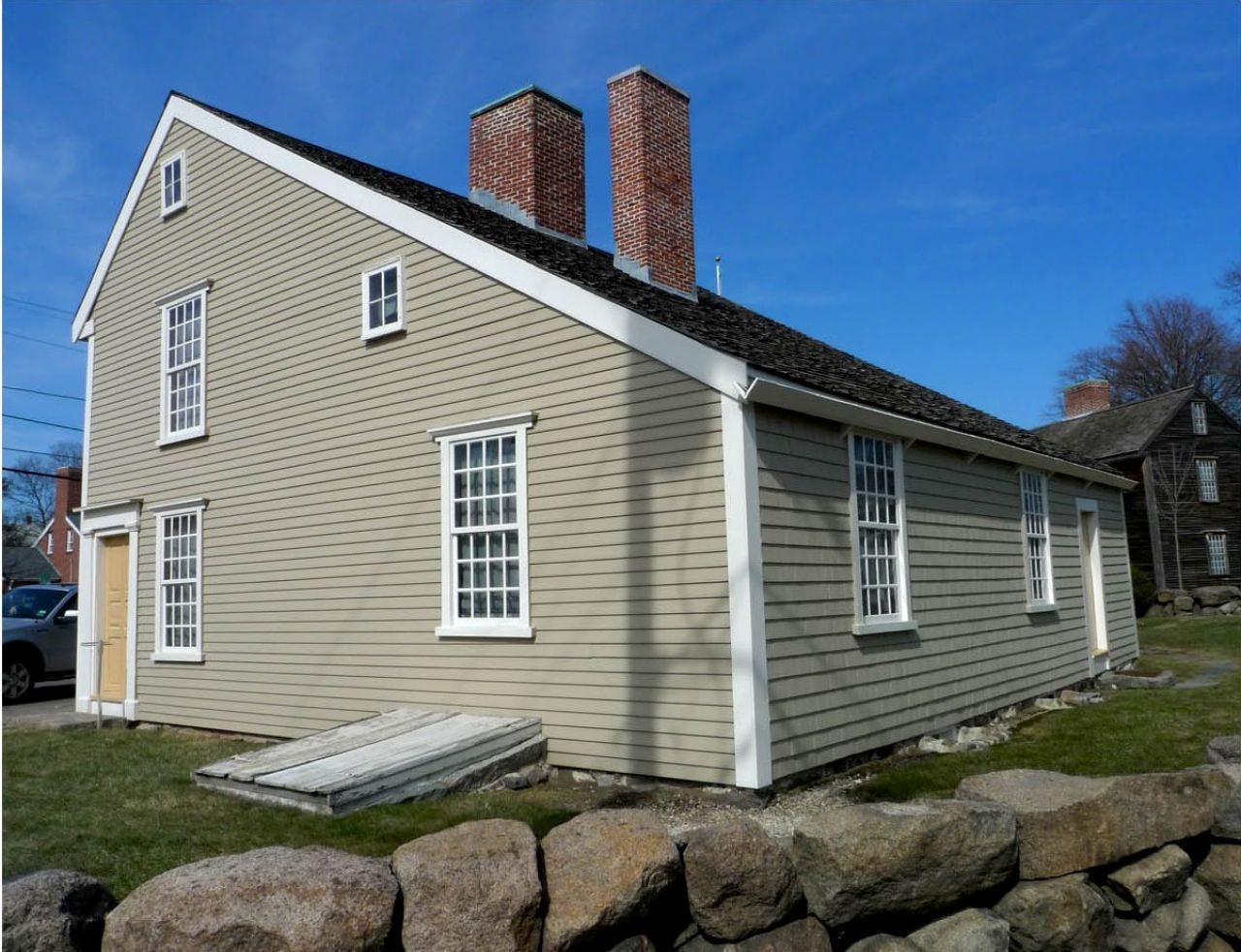 Image Result For Saltbox Roof Styles Saltbox Houses