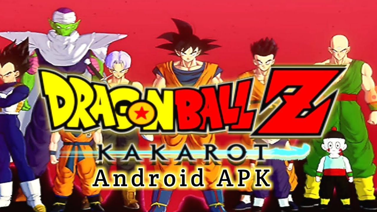 Dragon Ball Z Kakarot Apk For Android Mod V2 Download 2020 Dragon Ball Z Dragon Ball Kakarot