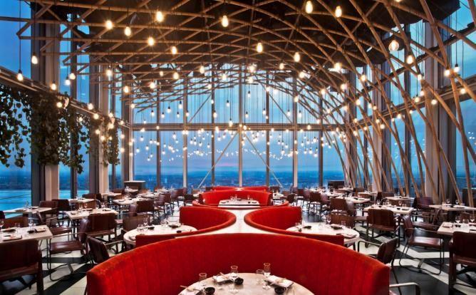 The Top 9 London Restaurants With A View Avec Images Restaurant Londres Restaurant Sur Le Toit Restaurant De Luxe