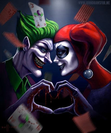 Joker And Harley My Favorite Couple Jadyn Went As Harley For