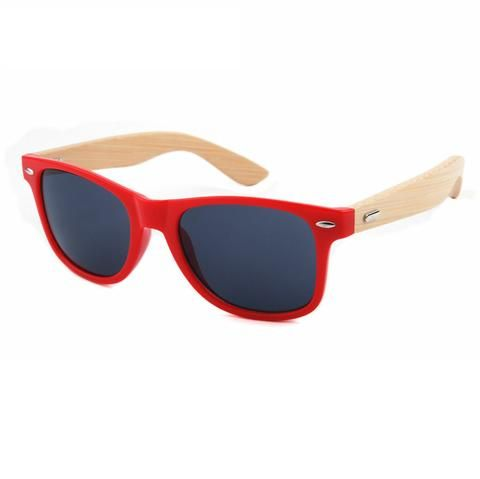 c9f4c3af43 Retro Wood Sunglasses Men Bamboo Sunglass Women Brand Design Sport Goggles  Gold Mirror Sun Glasses Shade