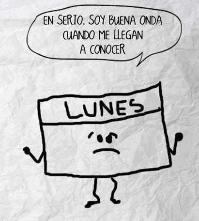 Lunes Vía At Talenthouse Español Frases Que Me Gustan