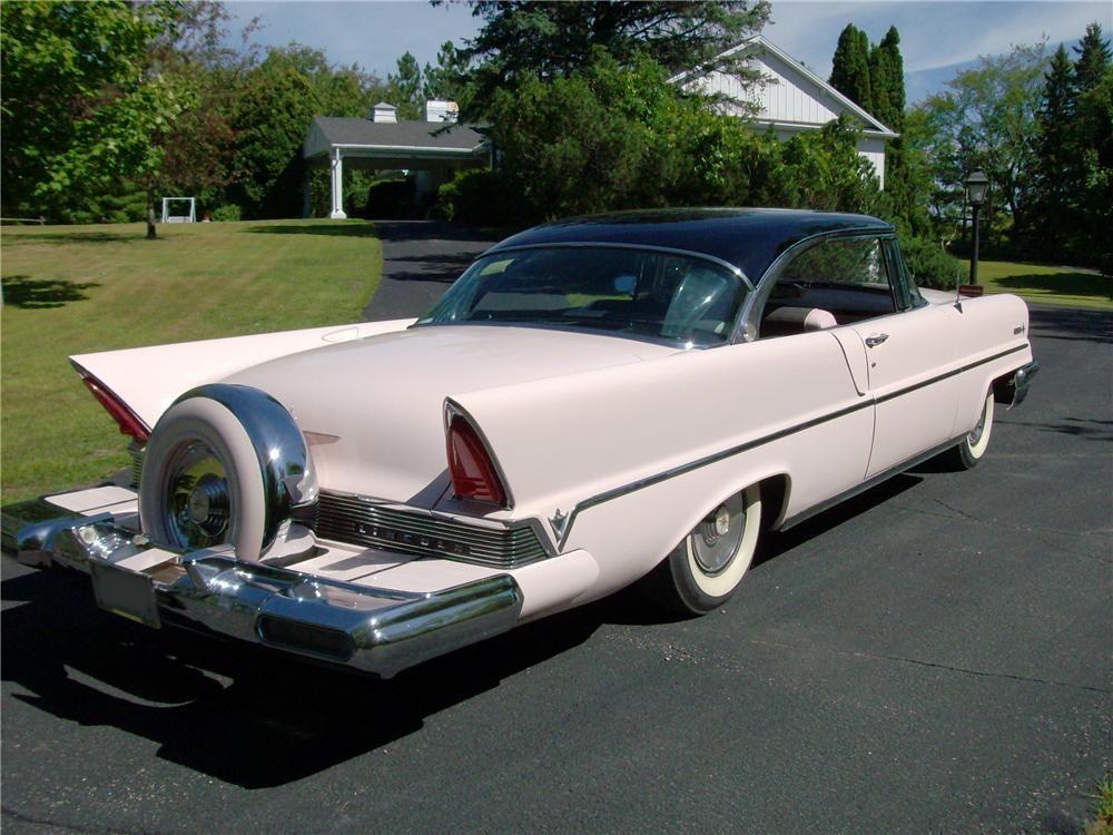 1957 LINCOLN PREMIERE 2 DOOR HARDTOP | Continental Kits | Pinterest ...