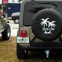 Jeep Spare Tire Covers Life Is Good Trucks Accessories And
