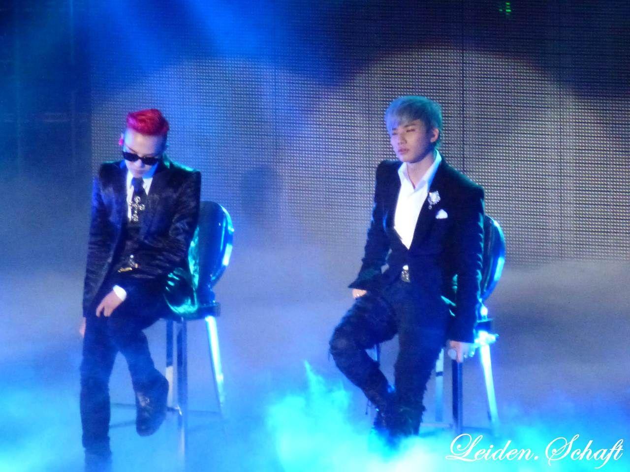 G-Dragon, Daesung, BigBang, Alive Tour, London