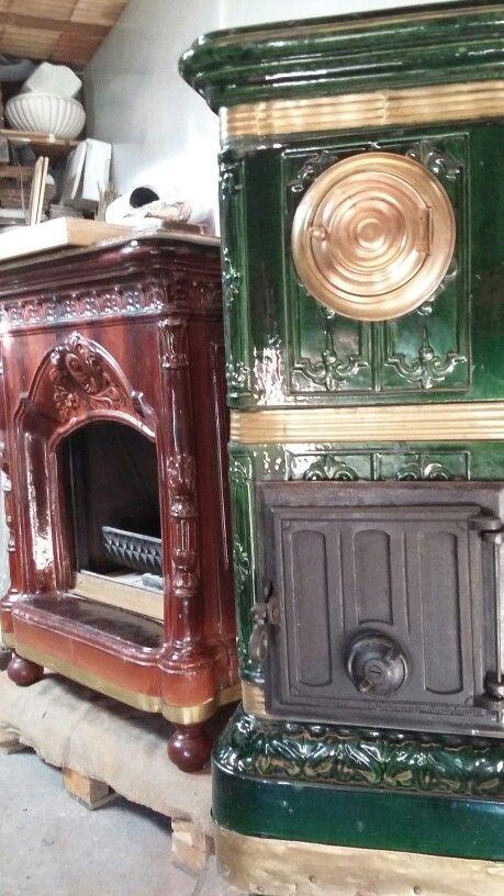 Caminetti In Ceramica.Caminetto Franklin E Stufa Prodotti A Castellamonte Fine