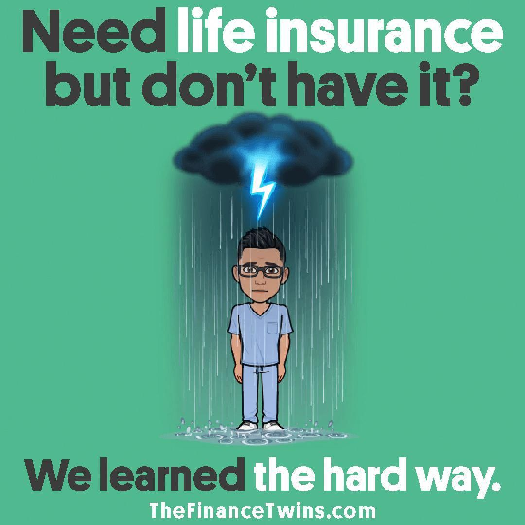 If our dad would have had insurance when he passed away ...