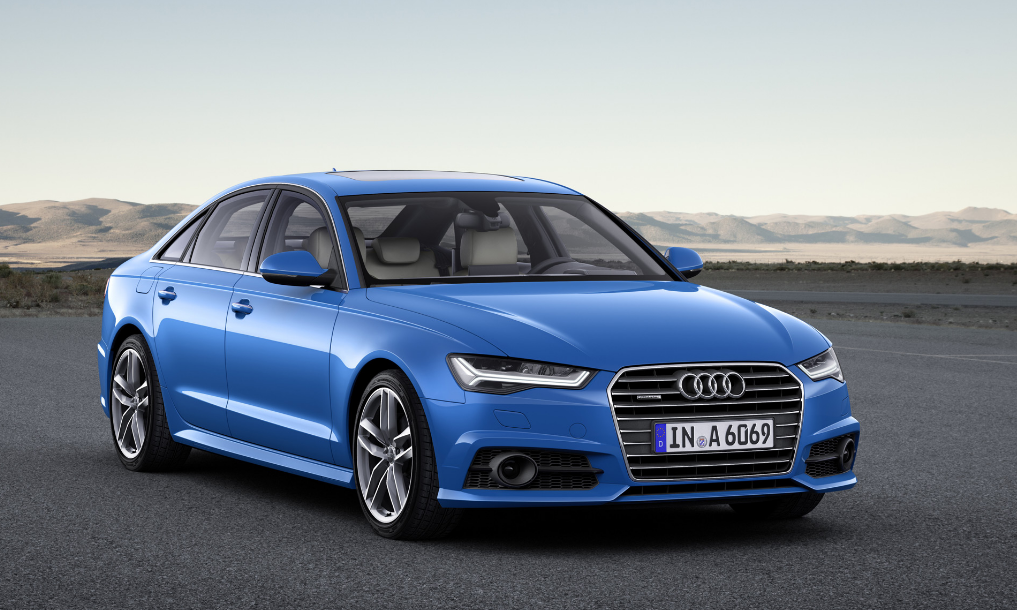 2017 Audi A6 Owners Manual The Gets Subtle New Style Upgrades And