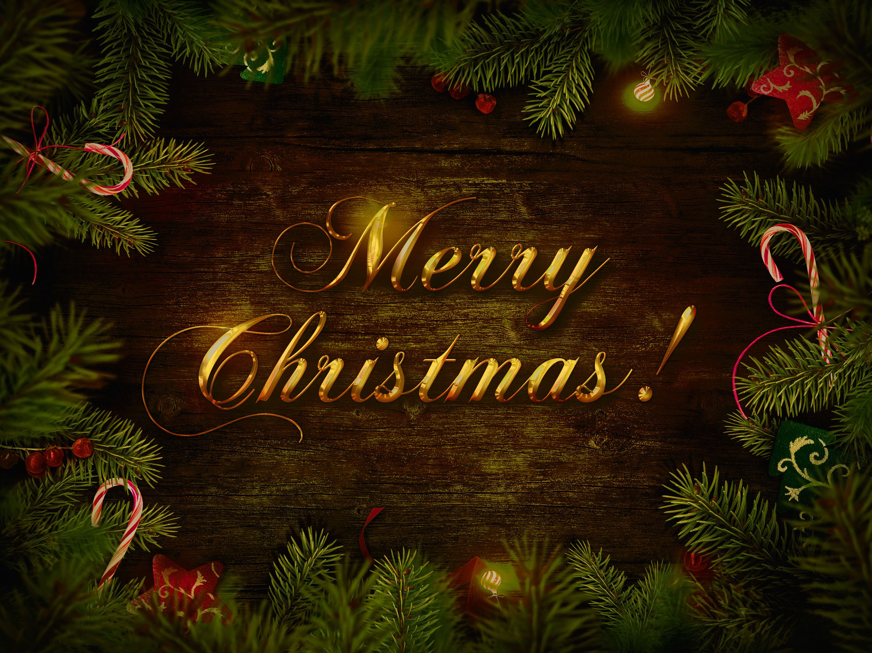 Merry Christmas Dark Background Merry Christmas Wallpaper Christmas Desktop Christmas Wallpaper Hd